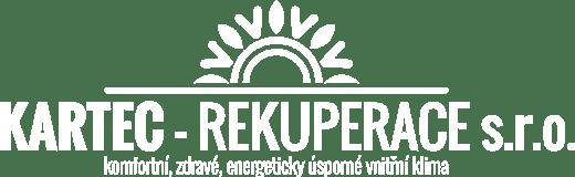 logo Kartec rekuperace